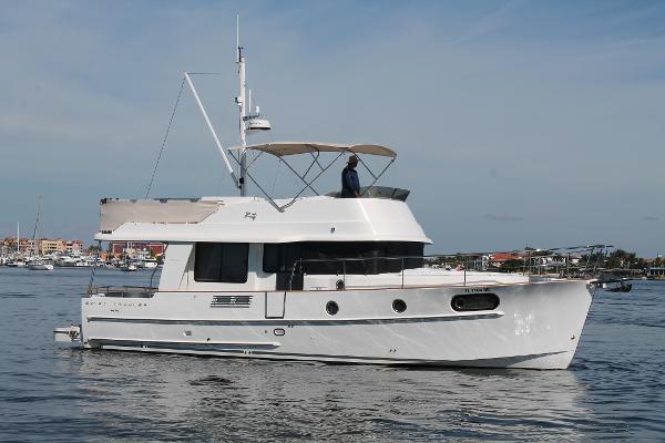 Beneteau 44 swift trawler