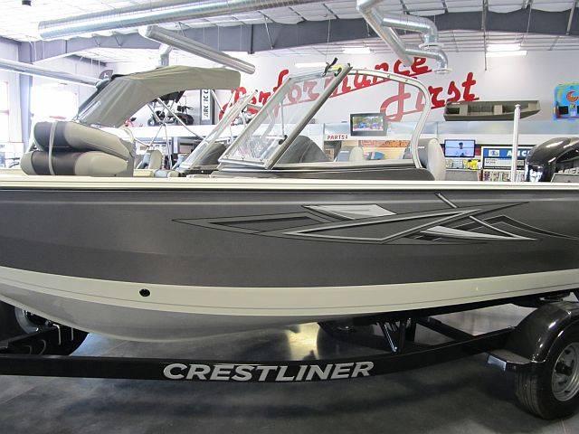 Crestliner 1850 Super Hawk