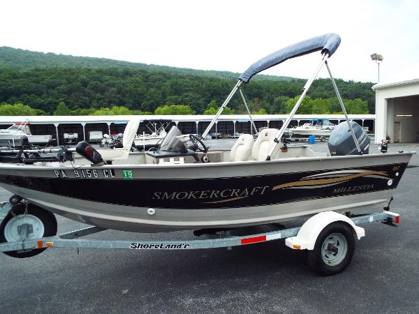 Smoker Craft 161 Millentia