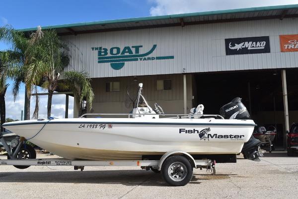 Fishmaster 19 Bay
