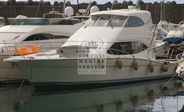 Maritimo 500 Offshore Convertible Maritimo 500 Offshore Convertible