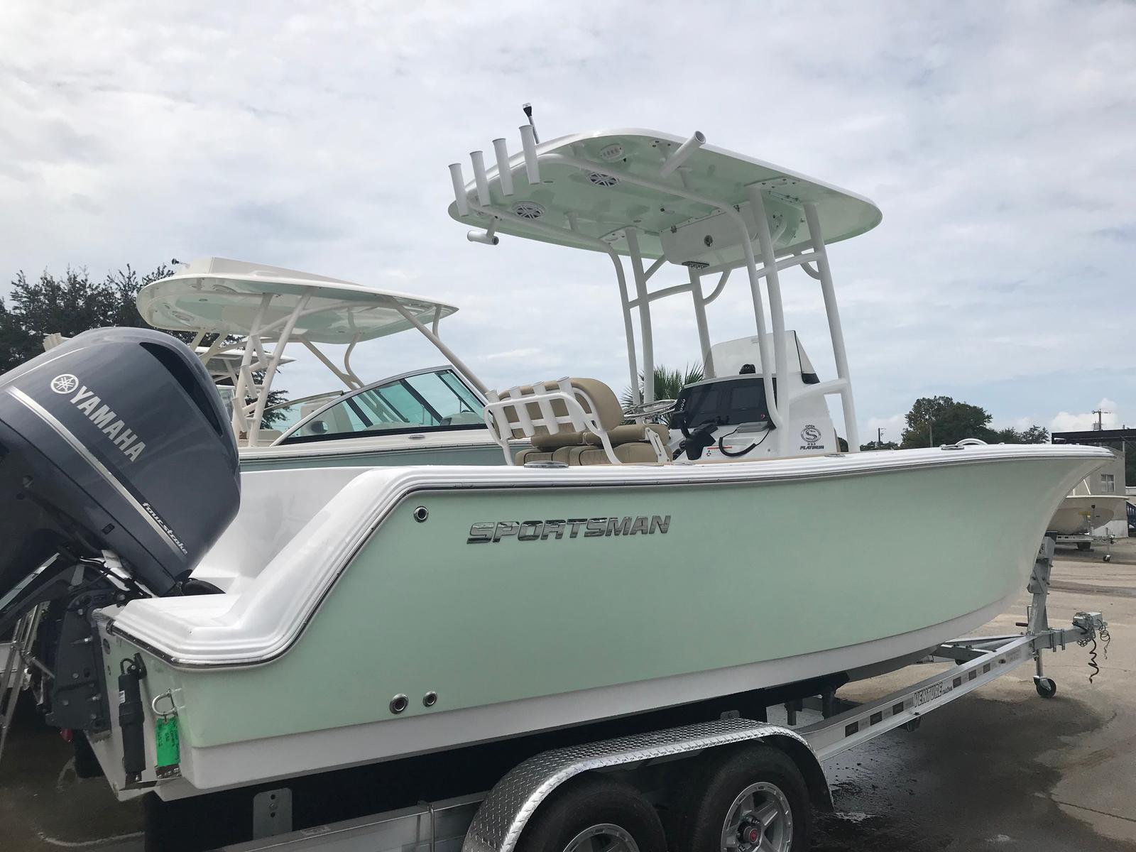 Sportsman Boats Open 232