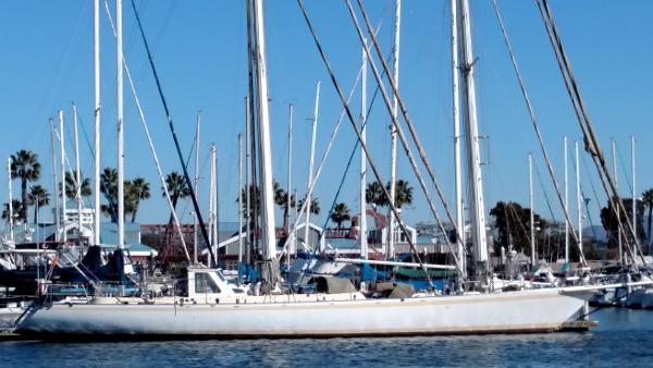 Madlener Staysail Schooner