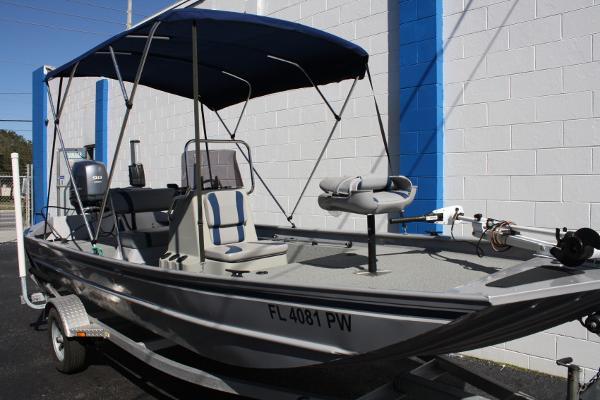 G3 Boats 1860 CCT DLX.