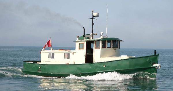 Custom 42' Tug/Trawler