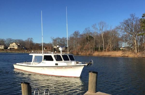 Robbins Chesapeake Bay 40 Sport Fish Deadrise