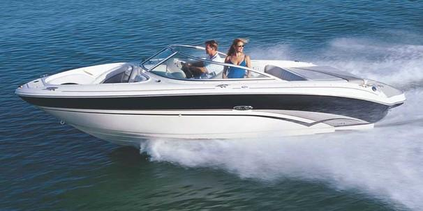 Sea Ray 220 Bow Rider Manufacturer Provided Image