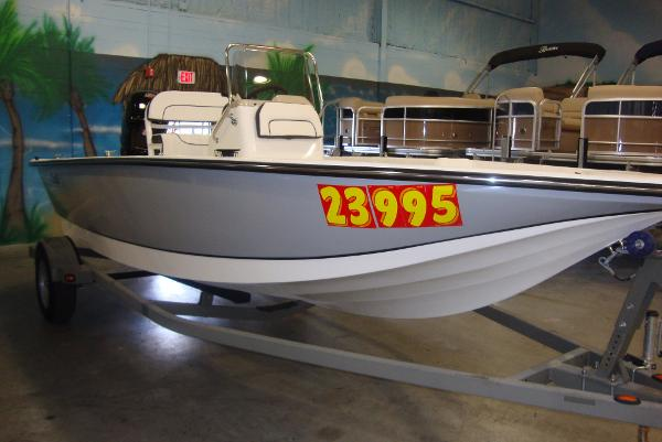 Cape Craft 190 bay