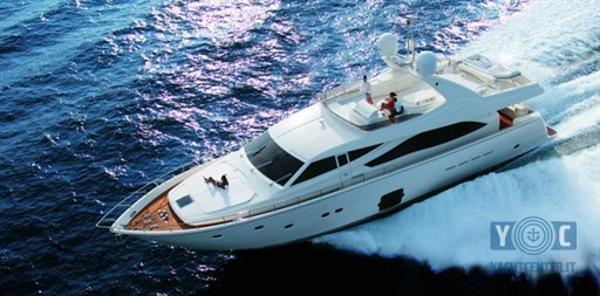 Ferretti Yachts 830 Ferretti 830 2008 BC Marine (1)