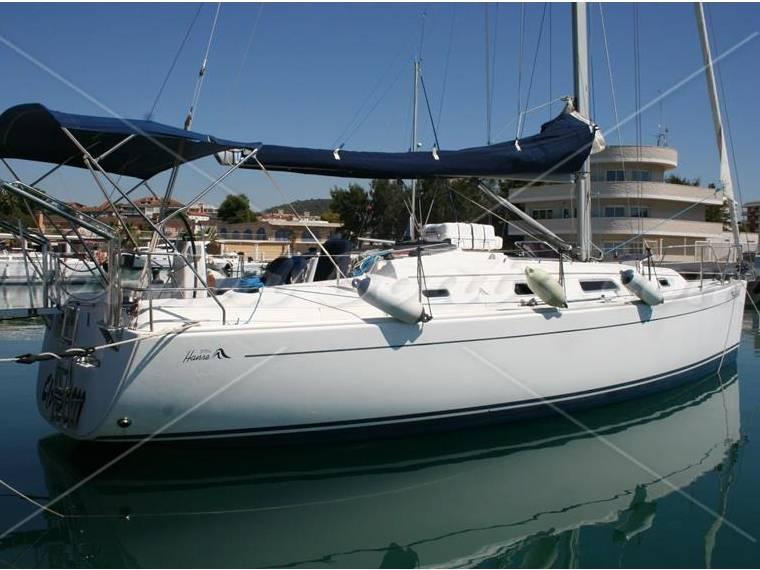 Hanse Yachts & Co.KG Hanse 370 E