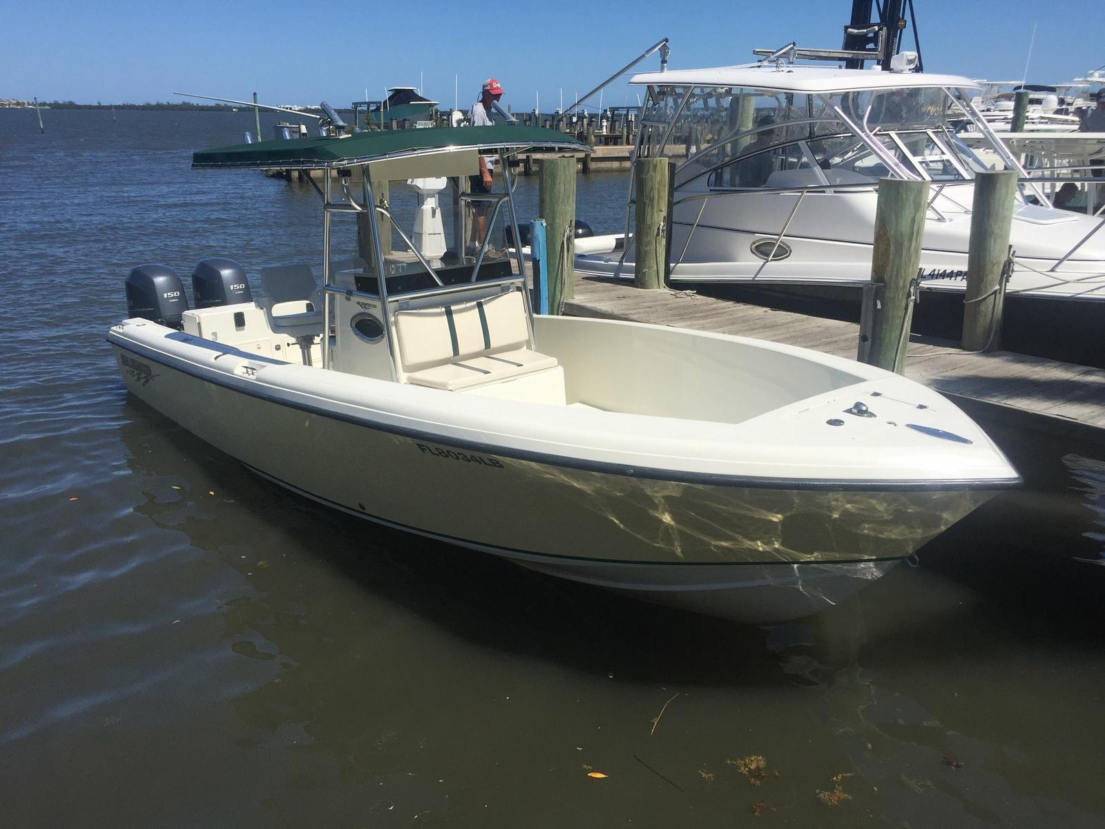 BLUEWATER SPORTFISHING BOATS 2550