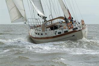 Sailing stern