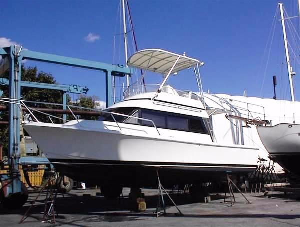 Black Watch 30 Flybridge Blackwatch 30
