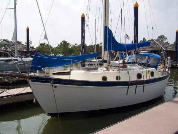Pacific Seacraft Mariah MKII
