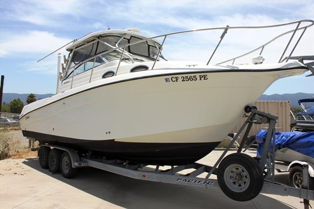 Seaswirl Sport Fishing 2901 WA