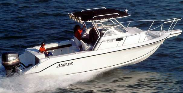 Angler 2400WA Manufacturer Provided Image