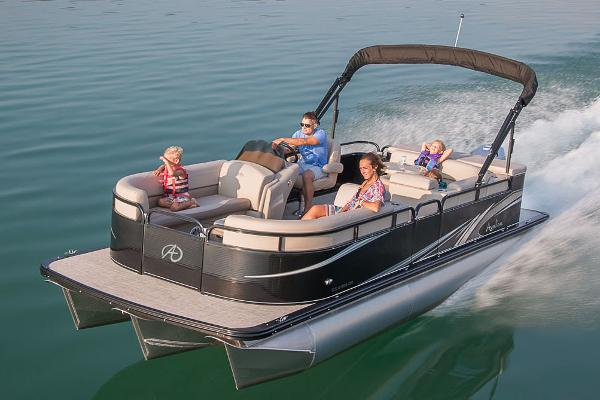 Tahoe Pontoon GT Cruise - 21' Manufacturer Provided Image
