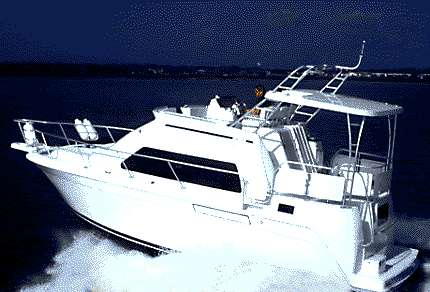 Mainship 34 Motor Yacht Manufacturer Provided Image