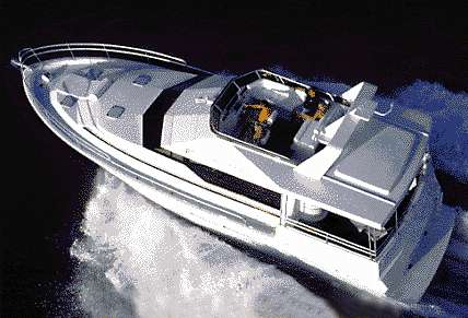 Mainship 47 Motor Yacht Manufacturer Provided Image