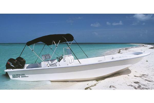 Carolina Skiff 258 DLV Manufacturer Provided Image