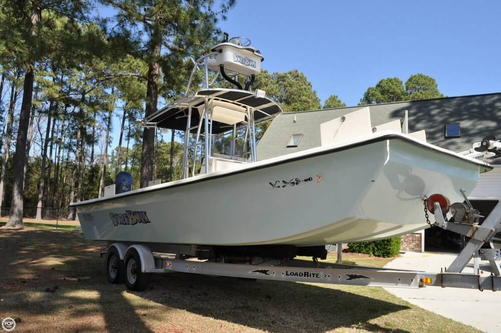 Jones Brothers 25 BATEAU 2006 Jones Brothers 25 for sale in Morehead City, NC