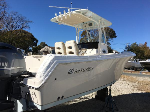 Sailfish 242 CC