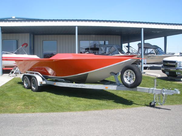 Nw Jet Boats Dude Boat
