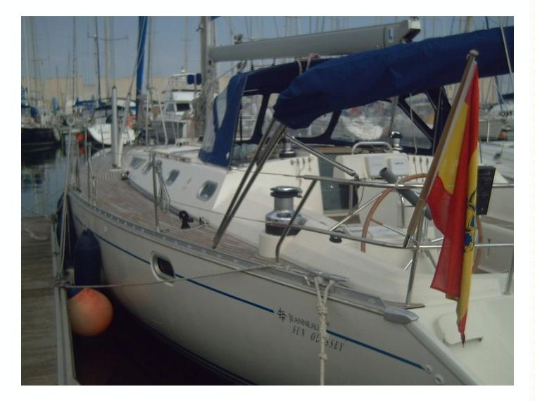 Jeanneau Sun Odyssey 52.2