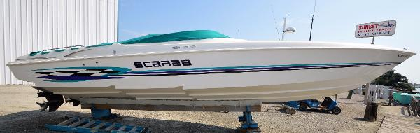 Wellcraft Scarab 33 Wellcraft Scarab 33 AVS Profile
