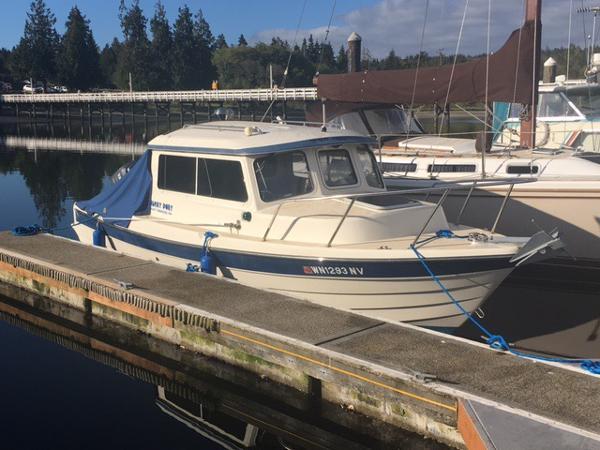 C-dory 23 sea venture
