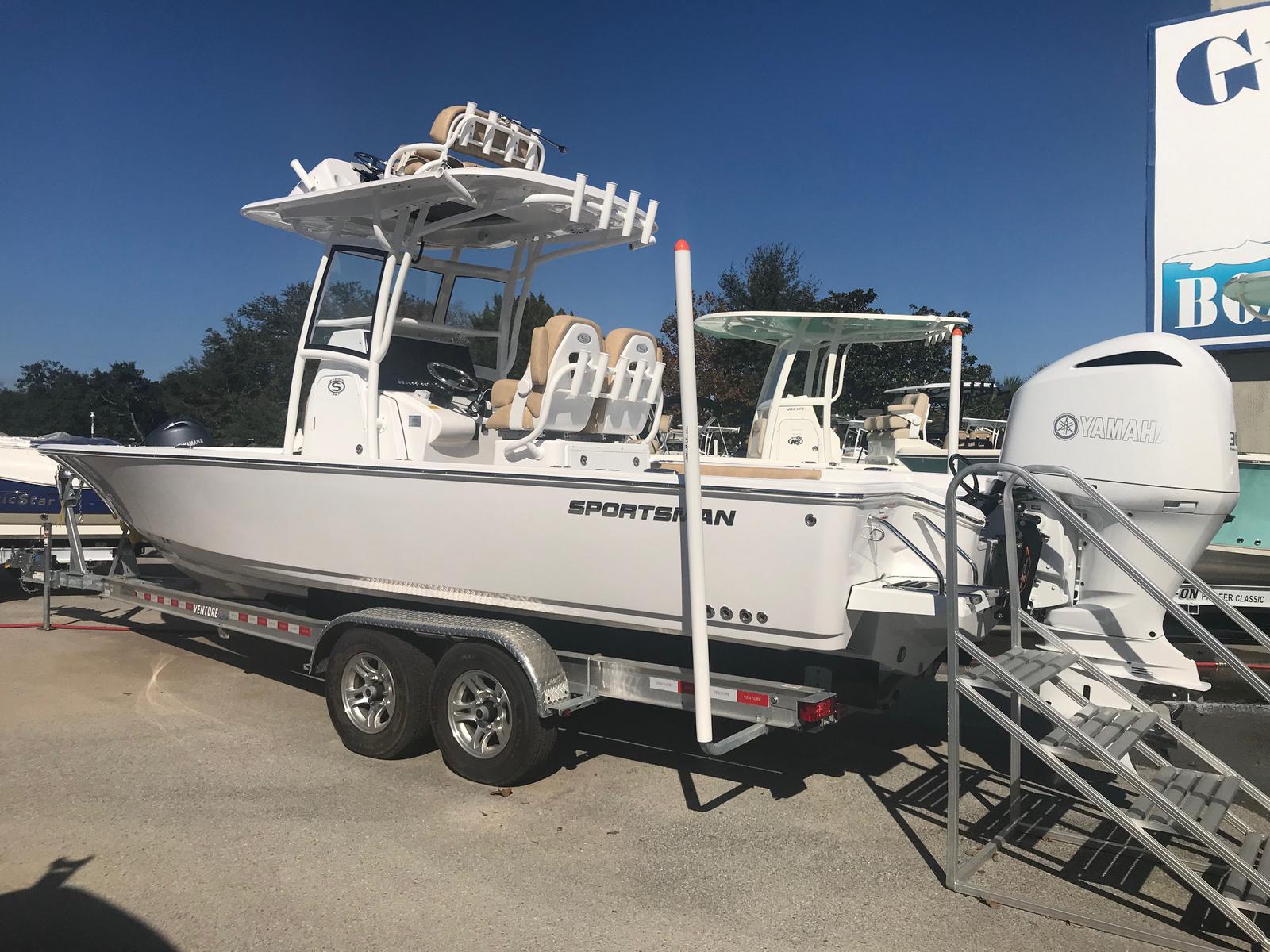 Sportsman Boats Masters 267 Bay Boat