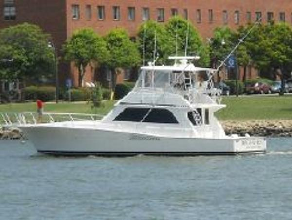 Viking 50 Conv Sport Fisher