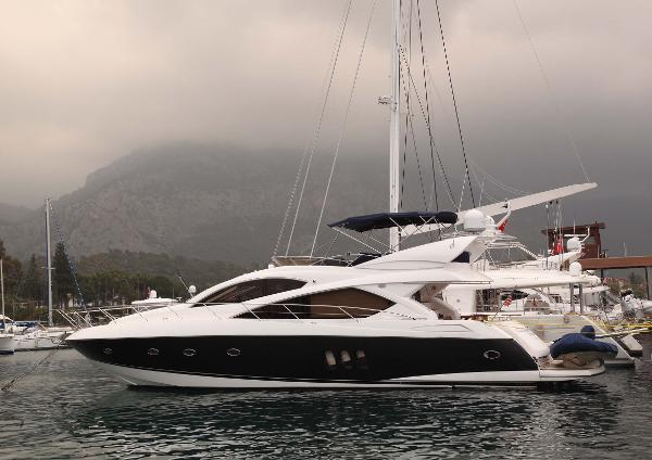 Sunseeker Manhattan 60 Sunseeer Manhattan 60