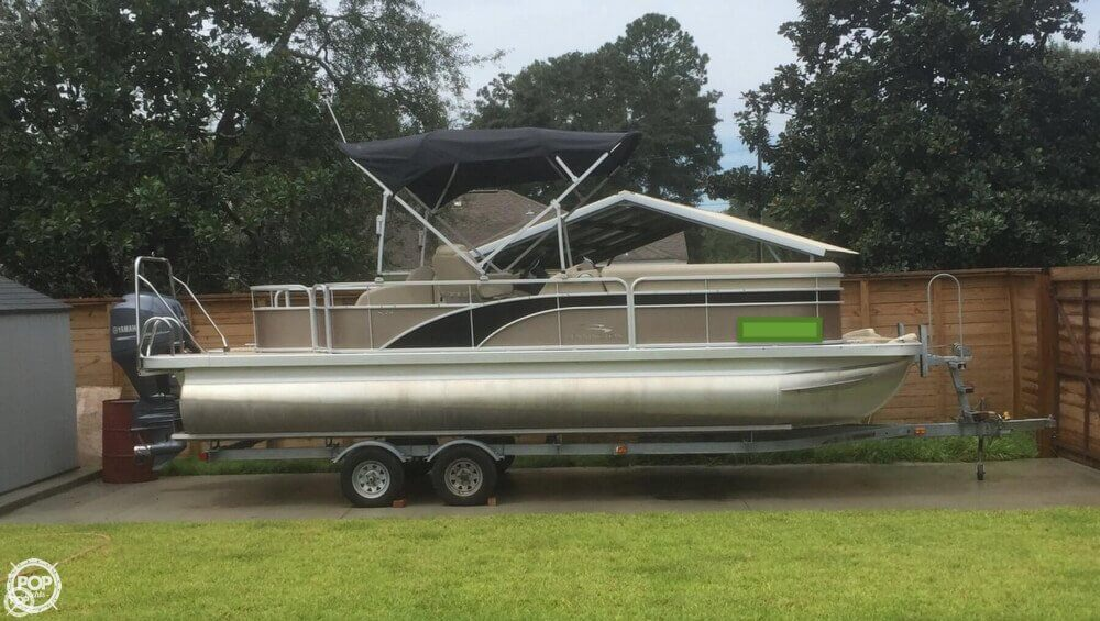 Bennington 24 SSLX TRI-TOON 2014 Bennington 24 SSLX for sale in Lynn Haven, FL