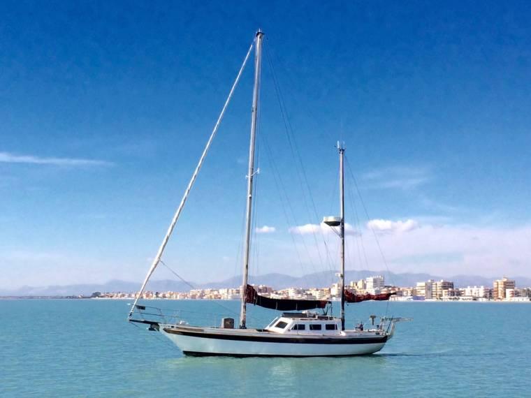 Windboats Marine Yard UK Endurance 37