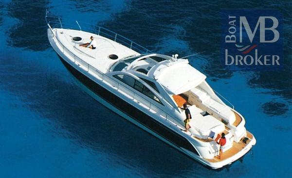 Fairline Targa 52 GT Sistership