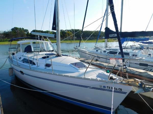 Catalina 355 Stb. Side