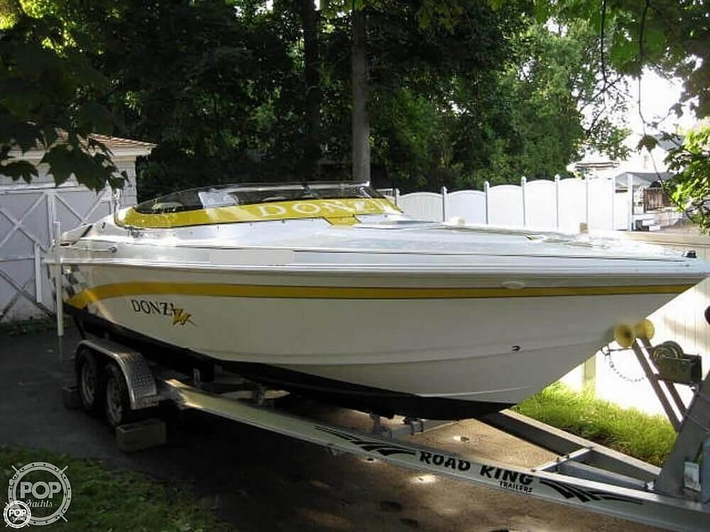 Donzi 26 Zx 2001 Donzi 26 ZX for sale in Buzzards Bay, MA