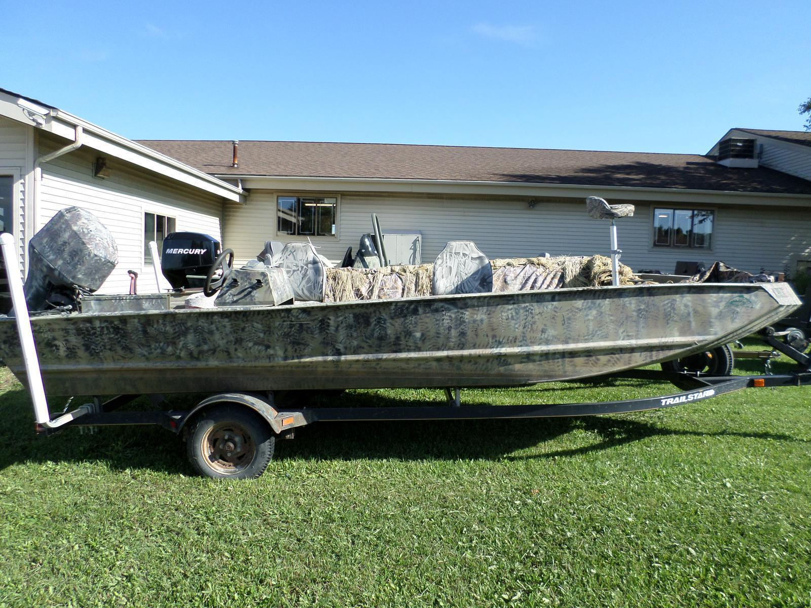 Used Tracker Boats For Sale In Michigan United States