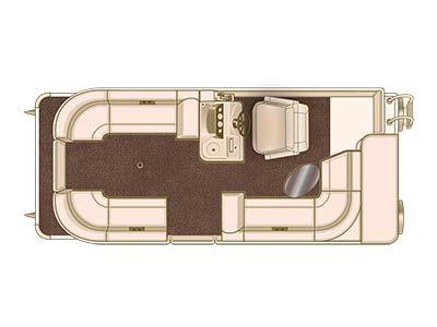 STARCRAFT MARINE Stardeck 236 Cruise
