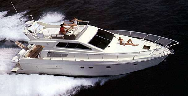 Ferretti Yachts 48 Manufacturer Provided Image