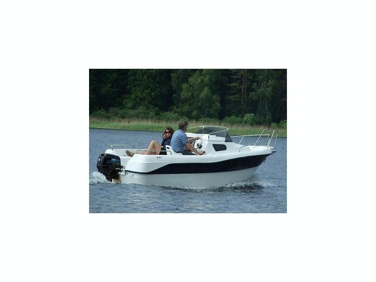 Kajutboot Star 450