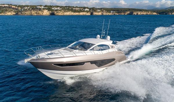 Sessa Marine C44 Sessa C44 - manufacturer photo