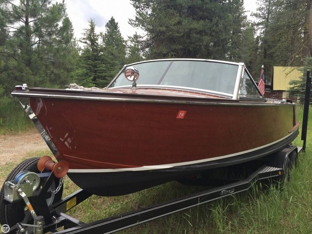 Grand-craft 22 Runabout 2007 Grand Craft 22 Runabout for sale in Mccall, ID