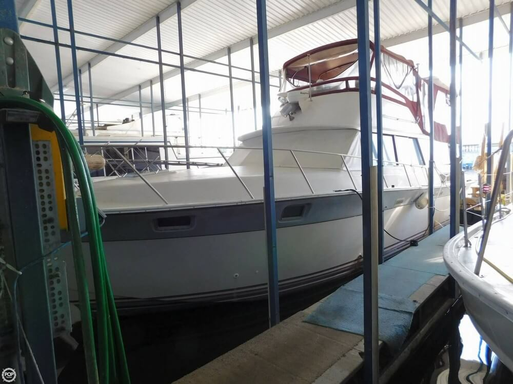Silverton 40 Motor Yacht 1986 Silverton 40 Aft Cabin MY for sale in Fort Gaines, GA