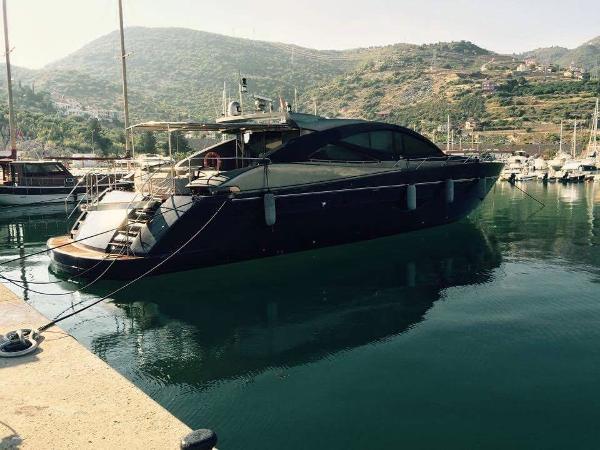Royal Denship Open 80 Yacht