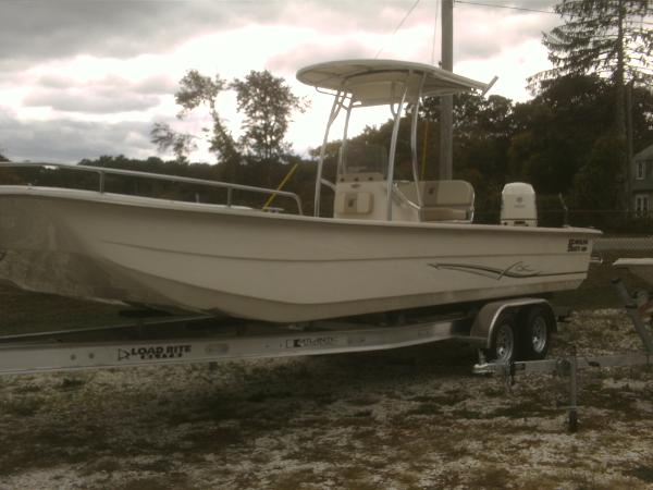 Carolina Skiff 2790 Extra Wide