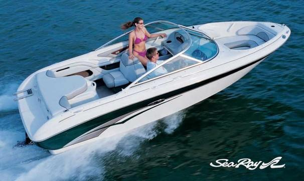 Sea Ray 185 Bow Rider Manufacturer Provided Image