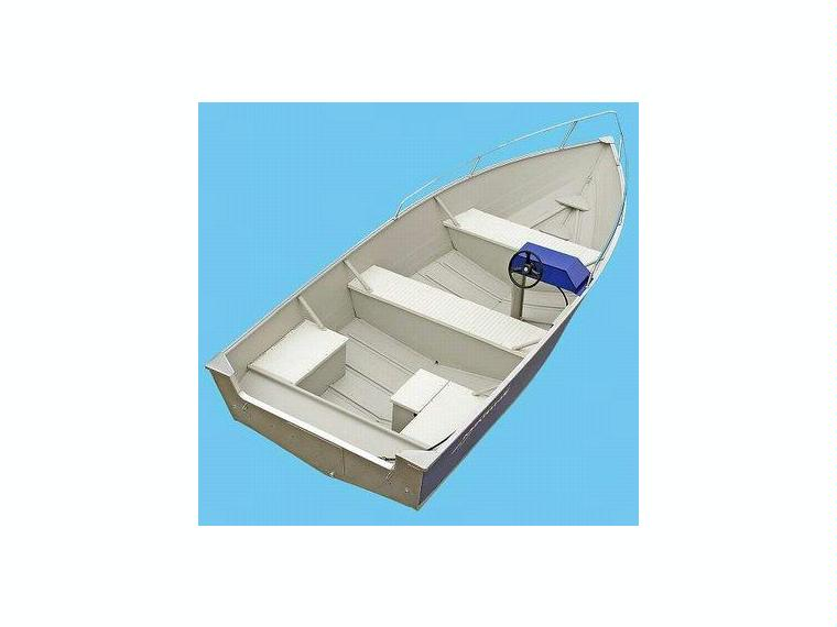 Alu-Marine Boot H17