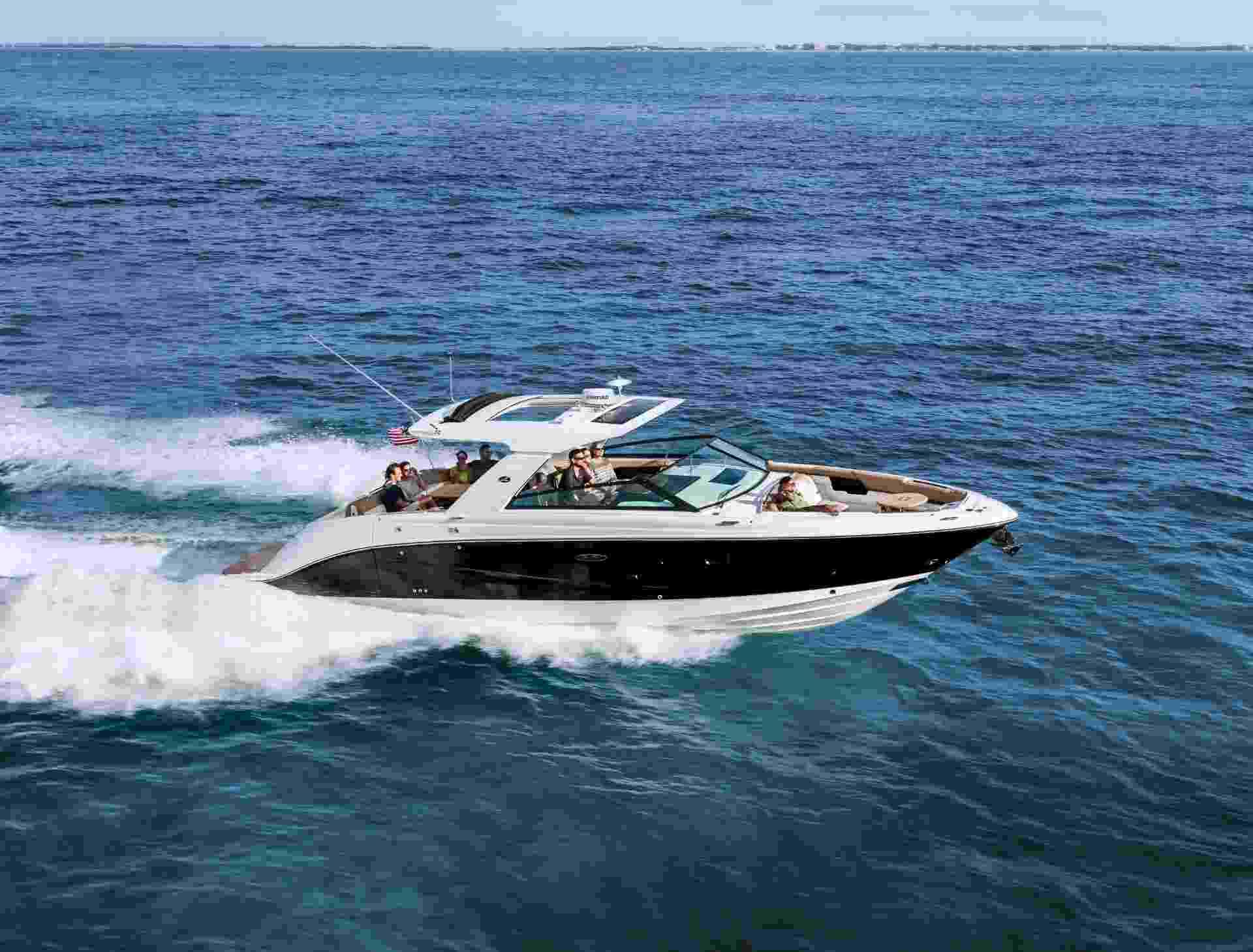 """Sea Ray SLX 400 40' 2020 Sea Ray SLX 400 """"The Entertainer"""""""
